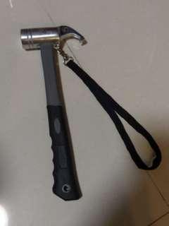 露營營釘起釘碳鋼錘 camping hammer