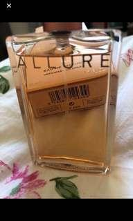 NEGOTIABLE authentic chanel allure eau de parfum
