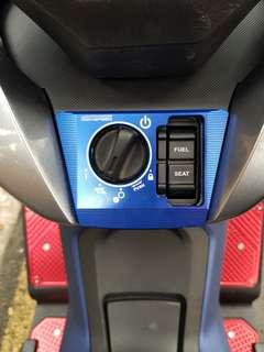 Forza ignition switch cover(instock)
