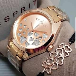 Esprit esmee New Rose Gold