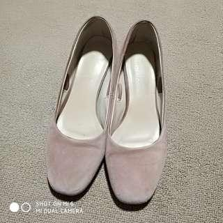 Dusty Rose Heels