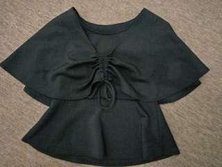 Baju scuba hitam