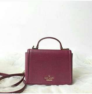 Kate Spade Maise Red