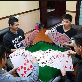 🚚 Premium Large Giant Playing Poker Cards