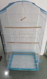 Bird Cage 45cm by 34cm by 96cm