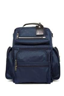 "Tumi T-pass business class brief pack, 15"" laptop, Navy Black"