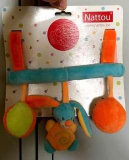 Toy Spiral Bunny / maxi toy bunny