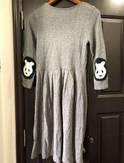 ASOS Panda Maternity Dress