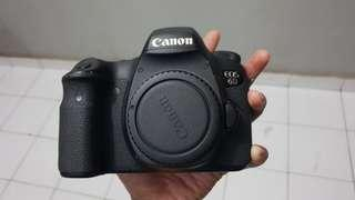 Camera Canon 6D Body only