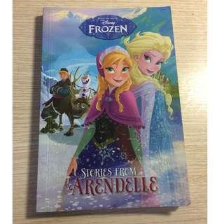 🚚 PROTECTIVE WRAPPING SERVICE AVAILABLE        !!!VERY NEW CONDITION!!!               Frozen- Stories from Arendelle