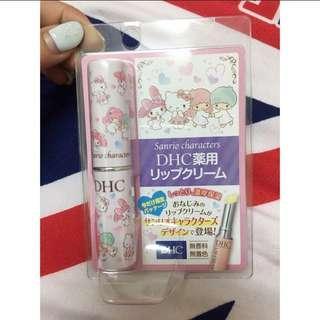 🚚 日本帶回「現貨」緊剩1個 ❗️DHC凱蒂貓雙子星原味護唇膏