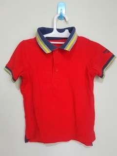 Polo shirt mother care