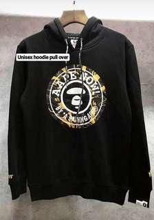 💯 Authentic Aape Hoodie Pullover