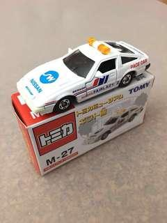 Tomica Museum M-27 Nissan Fairlady Z 300ZX Pace Car Tomy Car
