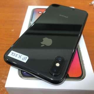 Iphone X 256 Grey Ex Inter Fullset Mulus Bisa Tt