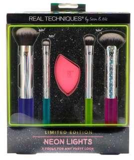 Real Techniques by Sam and Nic Chapman Limited Edition Brush Set