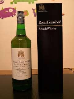 Royalhousehold Blended Scotch Whisky (WF 88分)