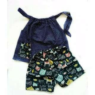 Baju harian anak