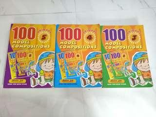 100 model compositions for primary 3, 4, 5 instock