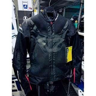 Macna Rotor mesh waterproof riding jacket