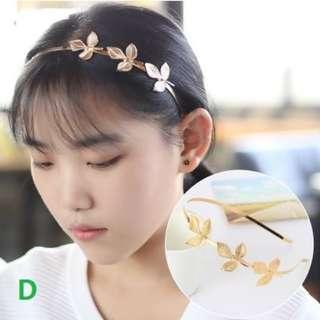 Hair Accessories - hair band, hair hoop