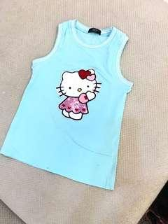 Kitty Tifanny blue top