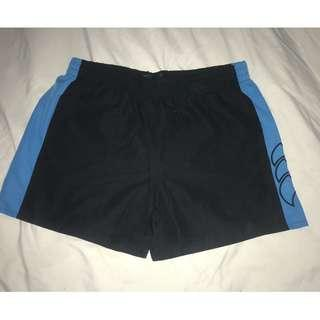 UNIQUE JUNIOR CANTERBURY SHORTS / SIZE S