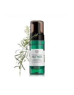 The Body Shop Tea Tree Skin Clearing Foaming Cleanse