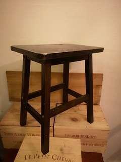 Antique Wooden Stool