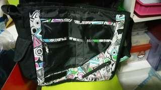 Smuggle messenger bag