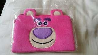 Toy story lotso travel pouch
