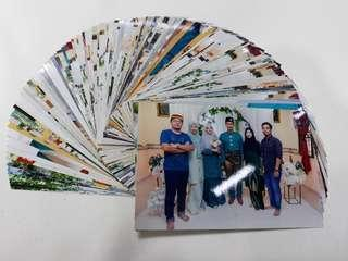Photo printing service, free delivery