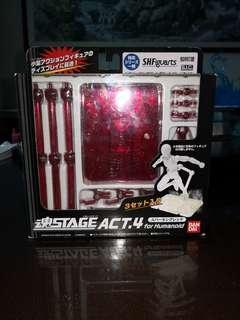Bandai: Tamashii Stage Act 4 (Red Edition)