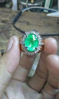 Emerald chatam