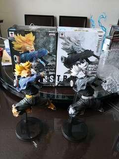Dragon Ball: BWFC Super Saiyan Trunks (Coloured + Tone)