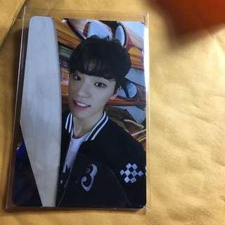 SEVENTEEN Dino Official Photocard (Going Seventeen - Make It Happen ver.)