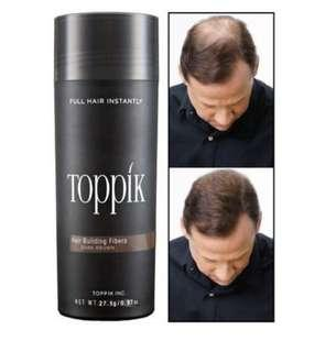 Toppik Hair Building Fibers Dark Brown 27.5g