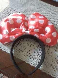 head band minnie mouse