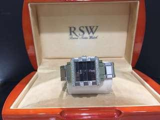 RSW Diamond Watches