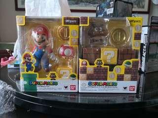 SHF: Super Mario Figure