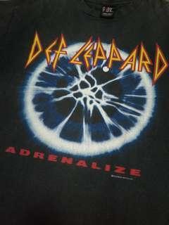 Vintage Def Leppard Adernalize World tour 1994.