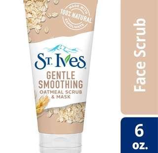 St. Ives oatmeal