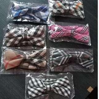 New instock $5 each Adult Bowtie for sale