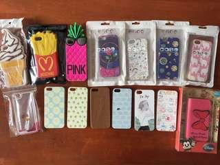 🚚 #1212 iPhone 5/5s covers