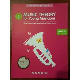 Music Theory for Young Musicians Grade 1 Second Edition - Ying Ying Ng