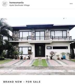 Brand New Ayala Southvale House and Lot For Sale