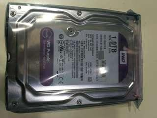 Harddisk WD Purple