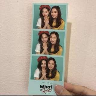 [CLEARANCE] Twice Nayeon Tzuyu WIL Sticker