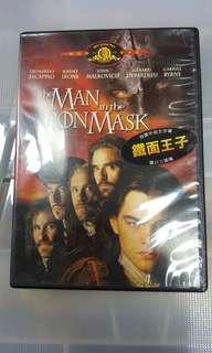 DVD 鐵面王子
