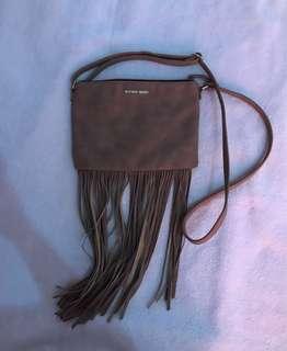 Victoria's Secret Fringe Sling Bag